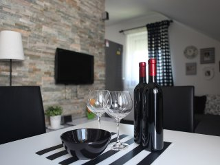Apartment Diocletian, brand new and fully equiped, Zagreb