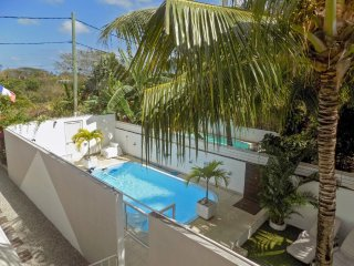 Modern duplex in Mauritius with pool, Pereybere