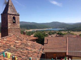 Apartamento Luar en pueblo turístico La Rioja, El Rasillo de Cameros