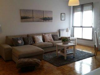 Coqueto apartamento en zona tranquila con garage