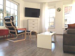 Frisch moblierte Wohnung im Eichsfeld