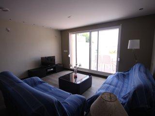 Amplio apartamento renovado con gran terraza y vistas al Mar Menor (Soling 65)