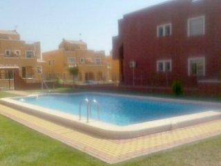 Lovely modern Apartment with private roof terrace and shared pool