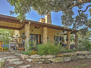 NEW! Fredericksburg Studio Cottage on 20 Acres!, Luckenbach
