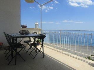 Appartamento direttamente sulla spiaggia