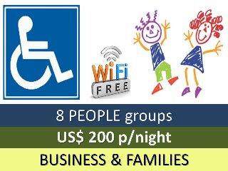 Family & Business (until 8 guests), Rio de Janeiro