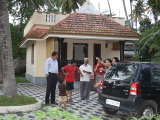 Cherai Beach Villa - Serviced Villa
