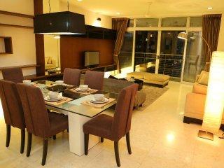 Luxurious 3 bedroom Condo next to KLCC Twin Tower, Kuala Lumpur