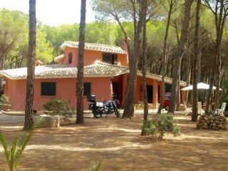 Villa Napoleone, un sogno a pochi passi dal mare, Santa Margherita di Pula