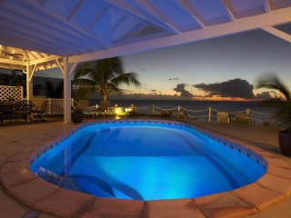 4 Bedrooms 4 Bathrooms Sunset Views Villa, Simpson Bay