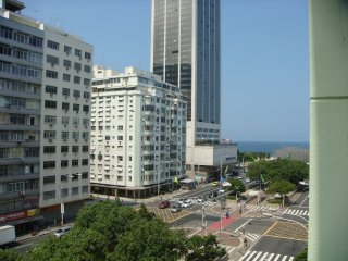 1bedroom apto in copacabana beach