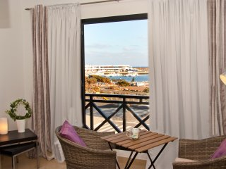 Luxurious apartment in beautiful Charco area in Arrecife with sea views