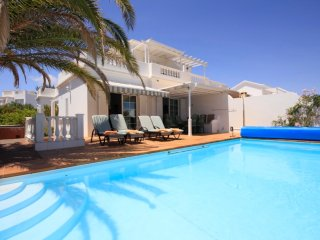 Casa estaño with private pool & AC in Puerto del Carmen