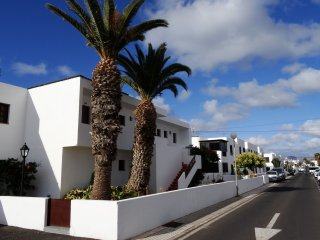 Holiday studio Los Morales in Puerto del Carmen with shared swimming pool