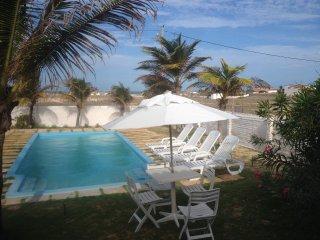 Casa na praia da Taiba Ce