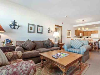 Chapel Square Condo, Easy Bus Access to Vail & Beaver Crk, Walk to Shops