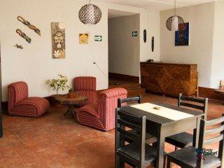 Backpacker 'Colibrí' en el centro de Tarapoto
