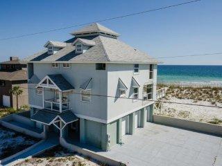 Blue Paradise Beach House on the Gulf, Pensacola Beach