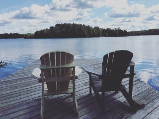 Lakefront Cozy Cottage Only 2.5hr from Toronto, Whitestone