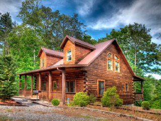 Oak Ridge Cabin ~ RA90023, Bryson City