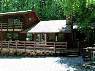 Chestnut Lodge ~ RA90012, Bryson City
