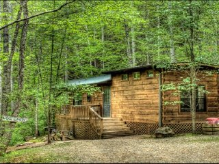 Log Cabin ~ RA90021, Bryson City