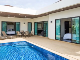 Perfect 2br private pool Villa (NC-V14), Nai Harn