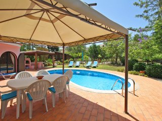 Villa with private pool near the beach walking distance to the amenities