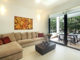 Paradise Condo in beautiful eco-resort in the Heart of the Mayan Riviera