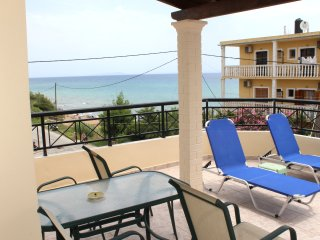 pantelis apartments on the beach