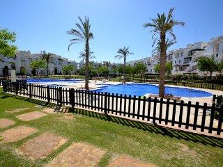 2 Bedroom Ground Floor apartment, Murcia