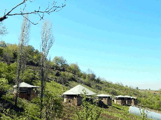 Tree of Life Eco camp, Kartepe