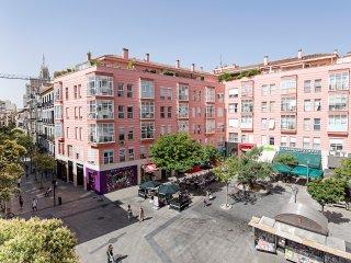 Apartamento B&B Fuencarral 46 con 1 dormitorio y salón