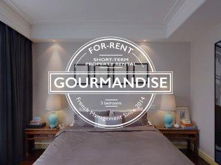 Gourmandise 4 in Xintiandi, Shanghai