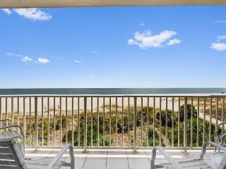 Beach House On The Dune - Unit 433 - Panoramic Views of the Atlantic Ocean - Swimming Pools - Restaurant - FREE Wi-Fi, Isla de Tybee