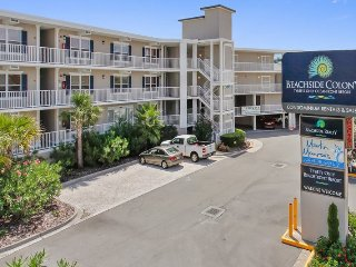 Beach Club Condos - Unit 113 - Swimming Pools - Restaurant - Small Dog Friendly - FREE Wi-Fi, Isla de Tybee