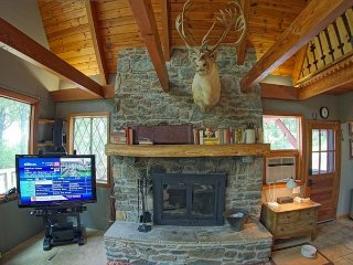 Timber Ridge nestled in the trees is a great place to enjoy the finer things!, Blowing Rock