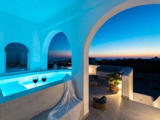 Blanca Luxury Villa, Megalochori