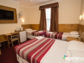 London Guest House - Quadruple Room