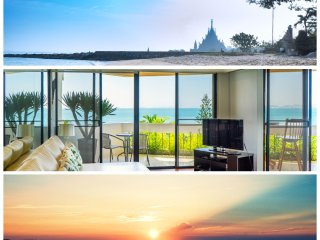 Panoramic Ocean View, 1 minute to the beach., Pattaya