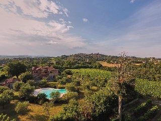Vacanza relax, Immersi nel verde, Lucignano
