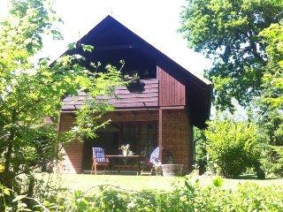 Ferienwohnung Haus am Wald