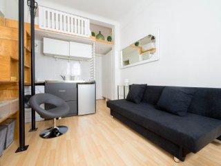 Cosy Studio in Montmartre Caulaincourt