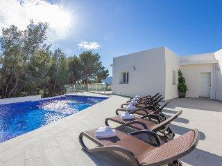 3 bedroom Villa in Benissa, Costa Blanca, Spain : ref 2096089