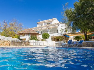 3 bedroom Villa in Moraira, Costa Blanca, Spain : ref 2096105, La Llobella