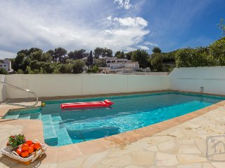 4 bedroom Villa in Benissa, Costa Blanca, Spain : ref 2096108, La Llobella