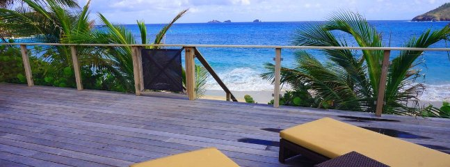 Micela - Ideal for Couples and Families, Beautiful Pool and Beach, St. Barthelemy