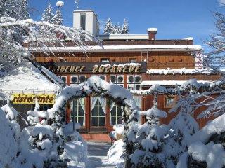 Residence Bucaneve a Marilleva 1400 con ristorante