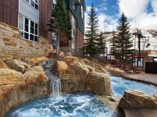ski in/out marriott mountainside villa sleeps 8, Park City