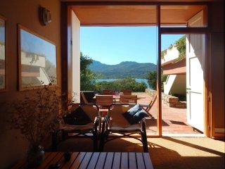 Splendida villa sul mare vicino a Porto Rotondo